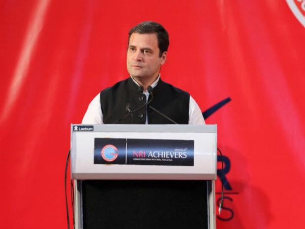 Your Talent Skills India Needs Today Says Rahul Gandhi