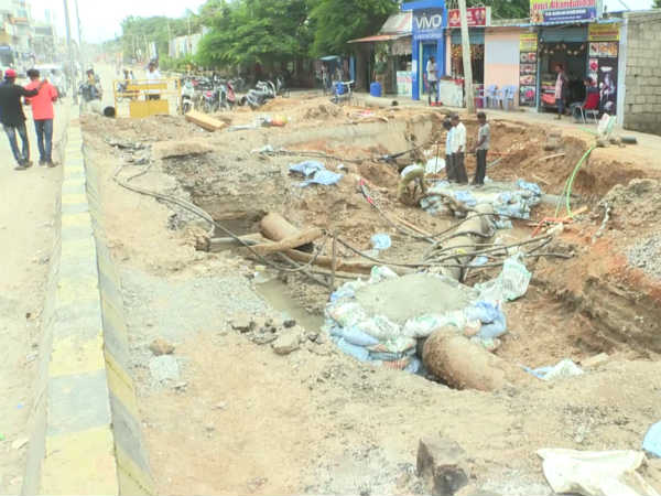 Raichur CMS in financial crisis