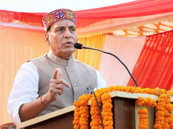 Can Attack Enemies On Foreign Soil Rajnath Singh Warns