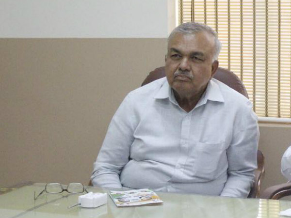 Ramalinga Reddy has no problem in hand over Deepak murder case to NIA