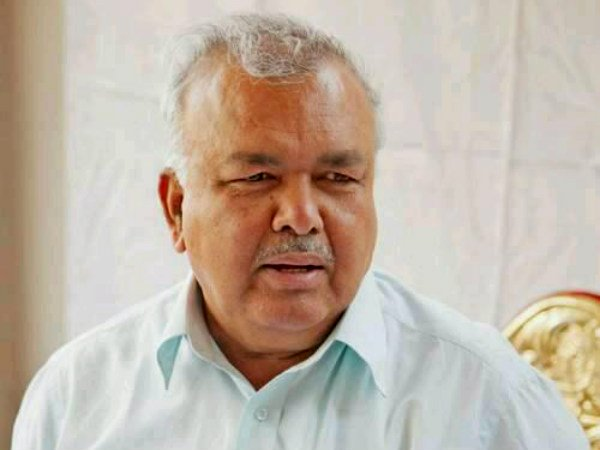 Home Minister Asks Dgp Report On Ramachandra Rao Mobile Conversation