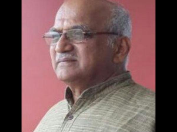 36 ಸಾವಿರ ಕೇಸುಗಳ ಹೋರಾಟಗಾರ ರವೀಂದ್ರ ಶಾನುಭಾಗ್ ಬೆಂಗಳೂರಿನಲ್ಲಿ