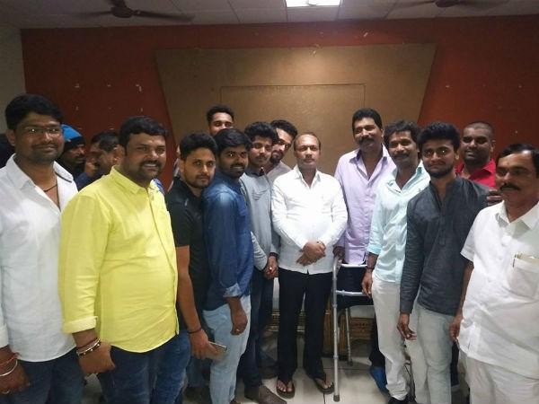 Yeddyurappa S Close Aide Rm Manjunath Gowda Joins Jds