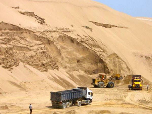 Msil Sell Malaysian Sand From Jan