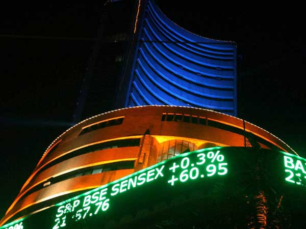 Sensex Hits 35 000 For The First Time