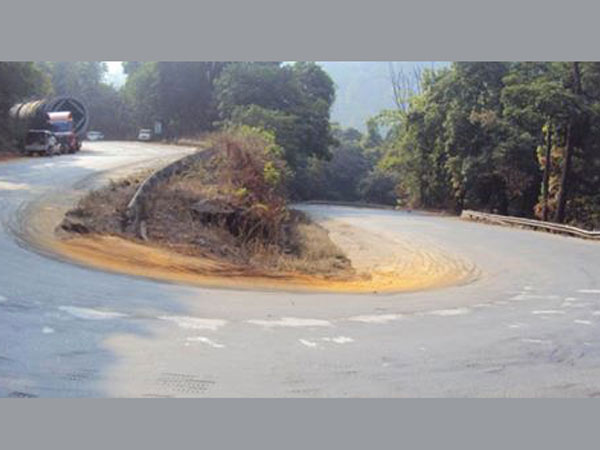 Shiradi Ghat Highway Closed For Road Work