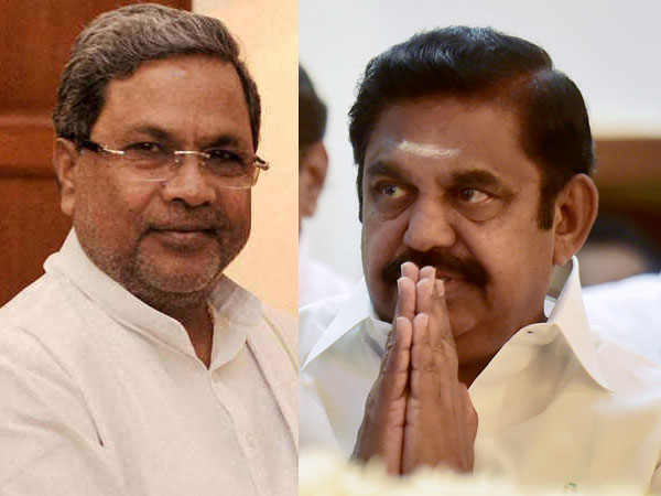 Tamil Nadu Cm Writes Letter To Siddaramaiah Instruct Officers To Release Water