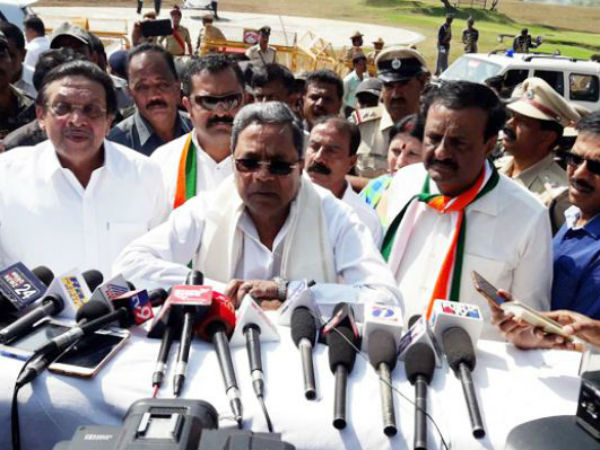 I will contest from Chamundeshwari constituency in Mysuru only: CM Siddaramaiah