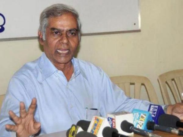 Cm Siddaramaiah Misuse His Power Sr Hiremath Alleges