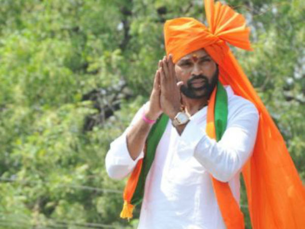 Mp Sriramulu Says Janardhana Reddy Will Return To Politics Soon