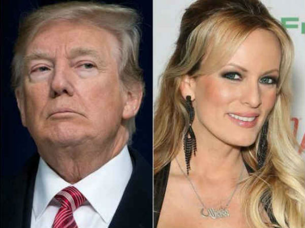 Donald Trump paid porn star $130,000 to stay silent over alleged affair – Wall Street Journal report