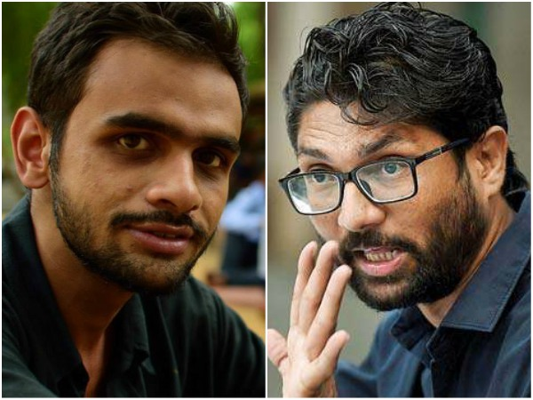 Bhima Koregaon Violence Complaint Lodges Against Jignesh Mevani And Umar Khalid