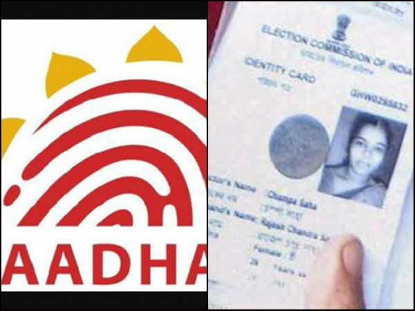 Karnataka Elections 2018 How To Link Aadhaar Number To Voter Id Card Online