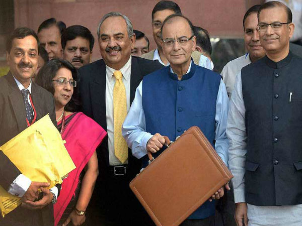 Meet The Team Civil Servants Behind The Union Budget