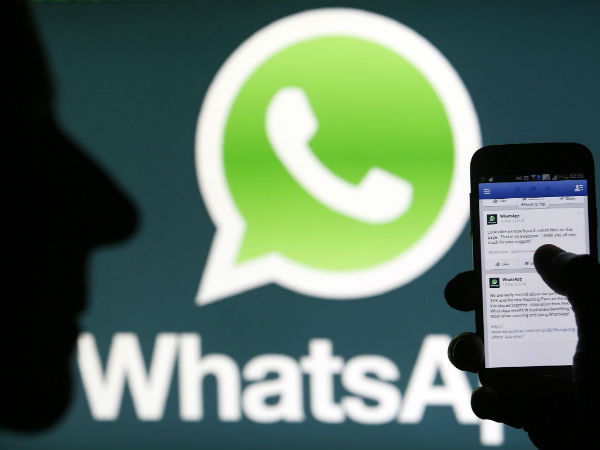 WhatsApp crashes as people usher in 2018