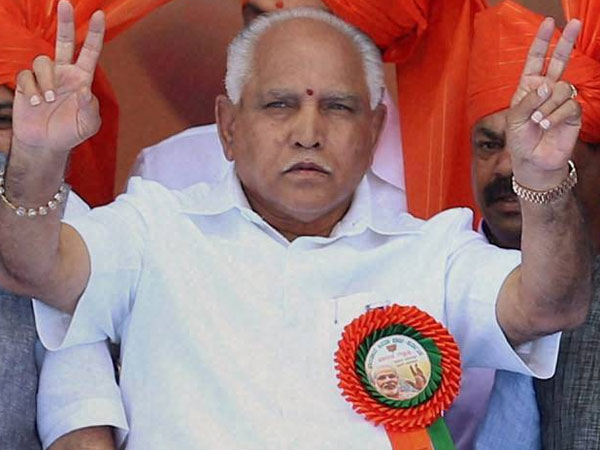 BS Yeddyurappa warned Rahul Gandhi to not contest election in Bellary