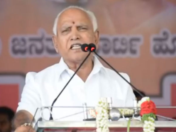 Yeddyurappa Says Congress Govt Is Tugalak Govt