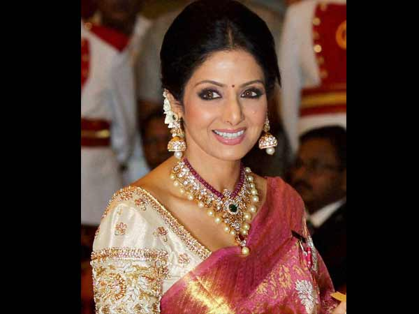 Legendary Actress Sridevi Dies Of Heart Attack