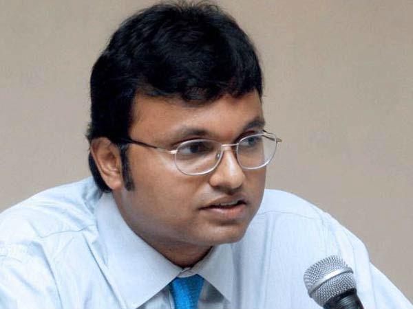 Karti Chidambaram Arrested Inx Media Case Timeline