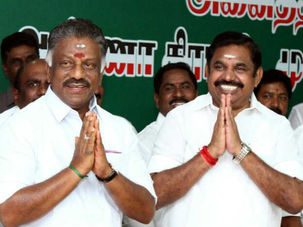 Aiadmk Expels Over 150 Office Bearer From Two Districts