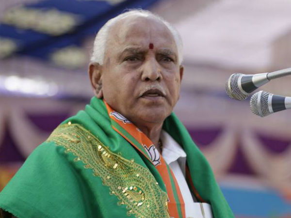 Siddaramaiah will not become CM again: Yeddyurappa