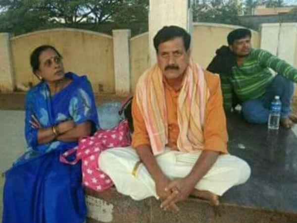 Viral Photos Of Ysv Datta On Social Media