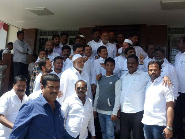 ಟಿಕೆಟ್ ರಾಜಕೀಯ : ಅನಿಲ್ ಲಾಡ್ ವಿರುದ್ಧ ತಿರುಗಿಬಿದ್ದ ಮುಸ್ಲಿಮರು