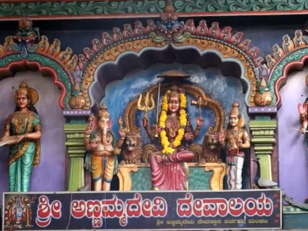 Karnataka Bengaluru Facing Annamma And Jalakanteshwara Curse