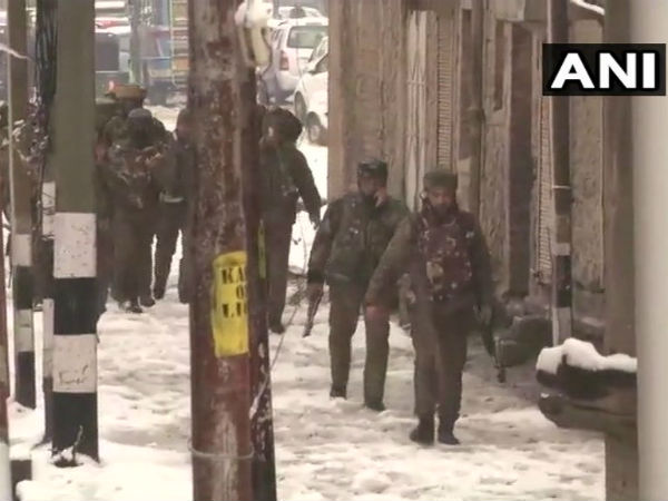 Another army man dies in gunfight with terrorists in Srinagar