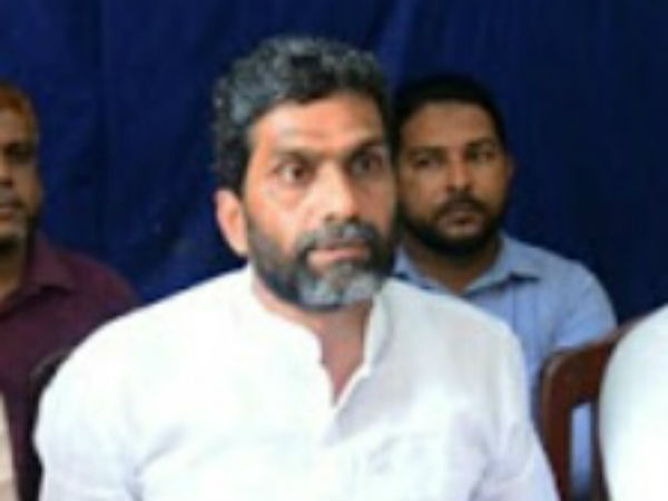 Former Mangluru Mayor Ashraff to contest against UT Khader?
