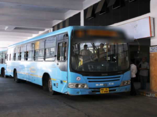 Two new route for BMTC buses started