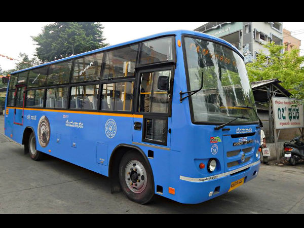 To curb leakage of income , APC system in BMTC buses
