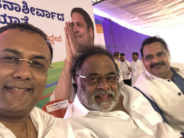 Congress is number one party in country: Ambareesh