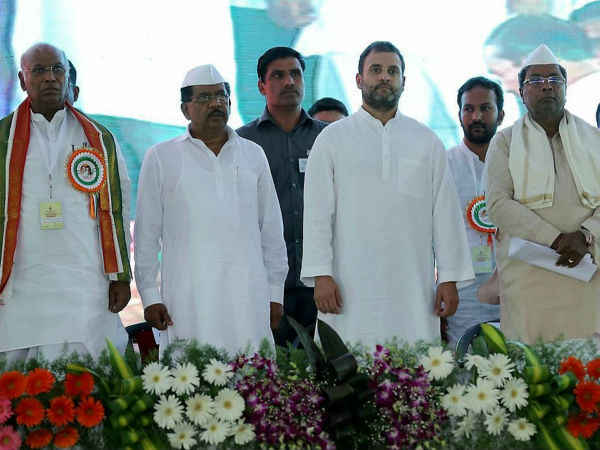 Karnataka elections: Rahul to release first of its kind Congress manifesto