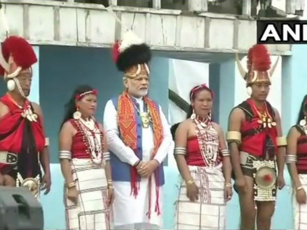 Northeast is transformation by transportation: PM Narendra Modi in Nagaland