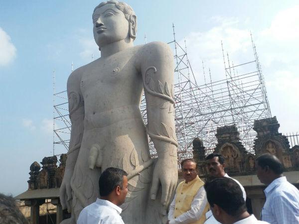 Mahamastakabhisheka Starts From Today President Will Inaugurate The Function