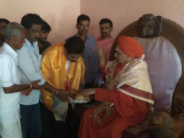 Former minister Halappa ready to contest from Sagara Constituency