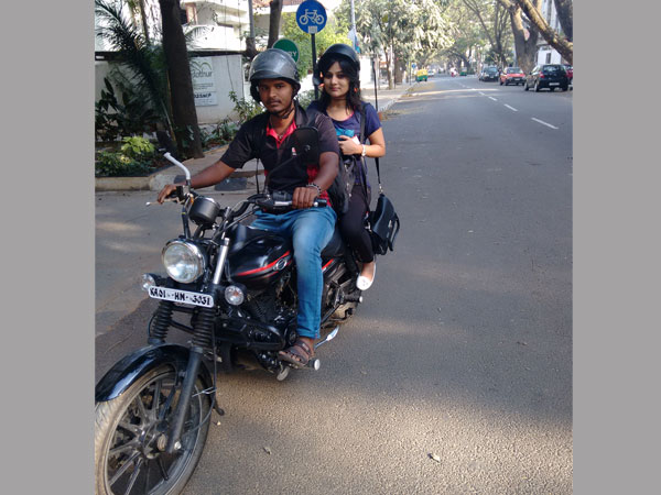 In Hubballi, no petrol for helmet-less riders