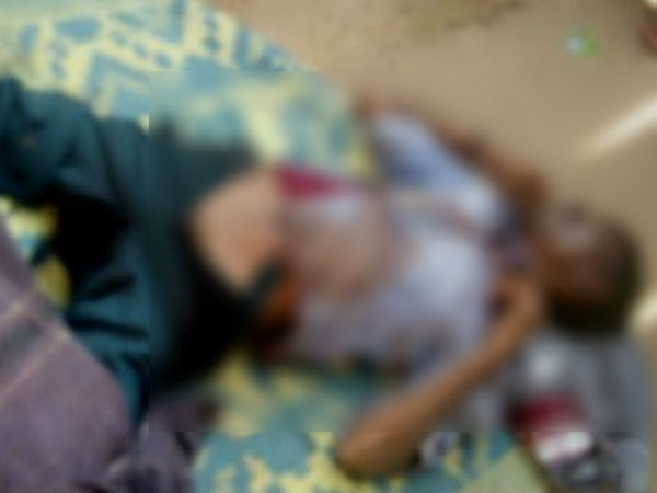 Anonymous people kills a man in Hunsur, Mysuru