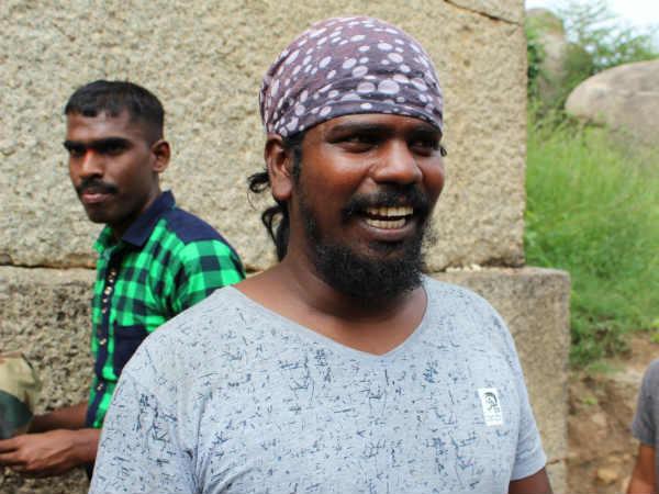 Jyotiraj Missing In Jog Falls