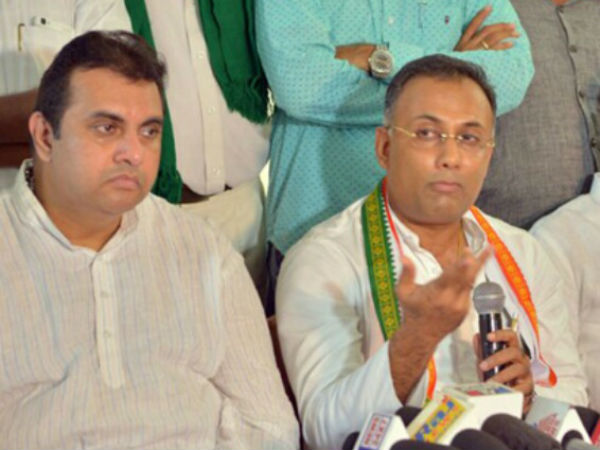 Dinesh Gundu Rao slams PM Modi for not inviting CM to Mysuru Railway inauguration program