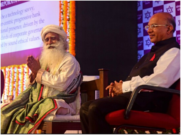 Spiritual Guru Sadhguru S Lecture On Life Audit In Mangaluru