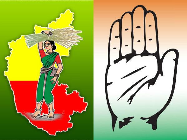 Debate Jds Congress Alliance In Rajya Sabha Polls