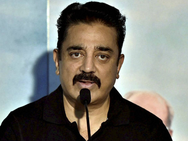 Kamal Haasan Decides To Quit Acting For The Sake Of Politics