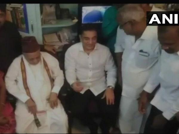 Kamal Haasan Starts His Political Tour From Apj Abdul Kalams House In Rameswaram