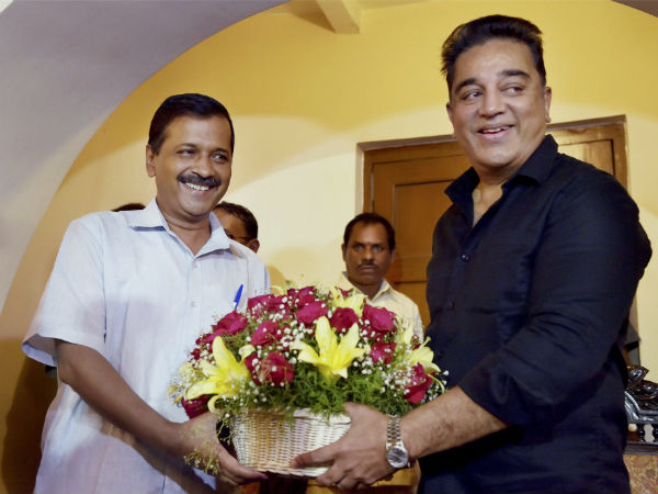 Arvind Kejriwal to attend Kamal Haasan's party launch in Madurai tomorrow