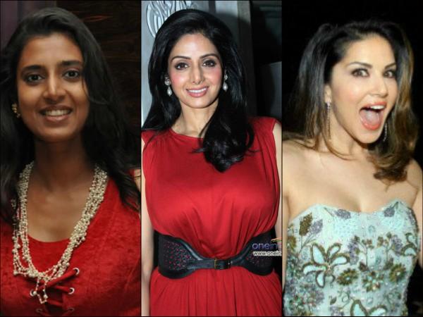 Actress Kasthuri Tweet About Sridevi Sunny Leone Twitterati Reaction