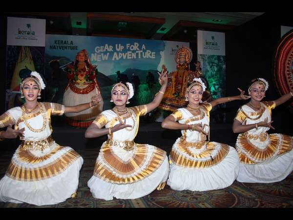 Kerala tourism products showcased in MG Road