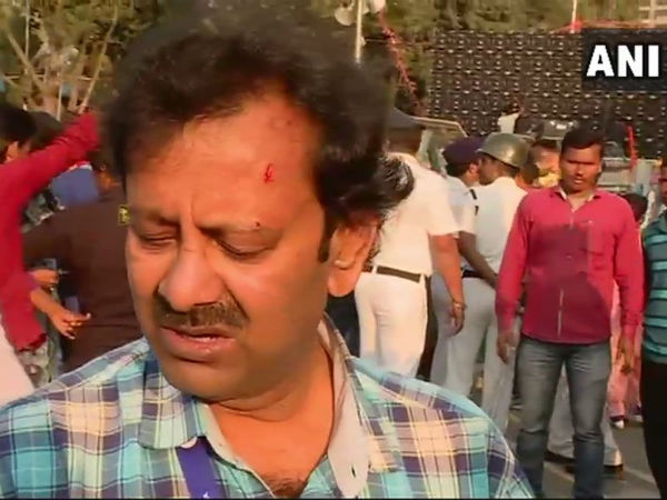Hindutva outfits attacked journalists in Kolkata