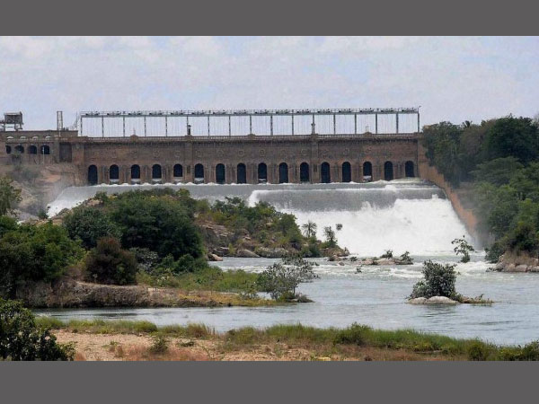 Tight Security In Krs Due To Cauvery Judgment